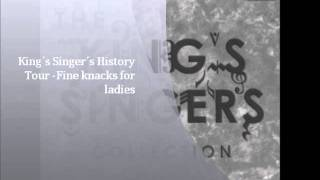 King´s Singer´s History Tour - Fine knacks for ladies.wmv