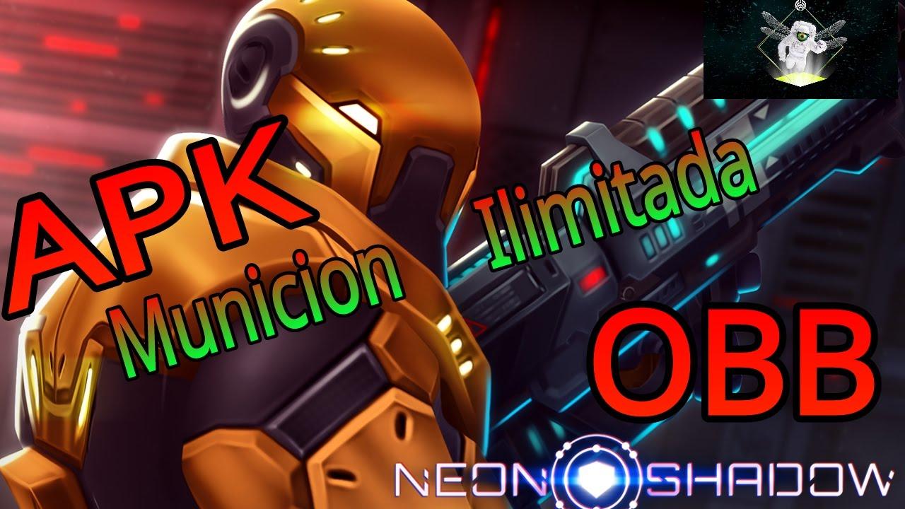 【No Root】Neon Shadow Mod Apk v1 38【Links Mega】Ultima Version
