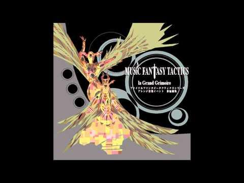 Music Fantasy Tactics: Le Grand Grimoire - Formation Screen -Techno Arrange-