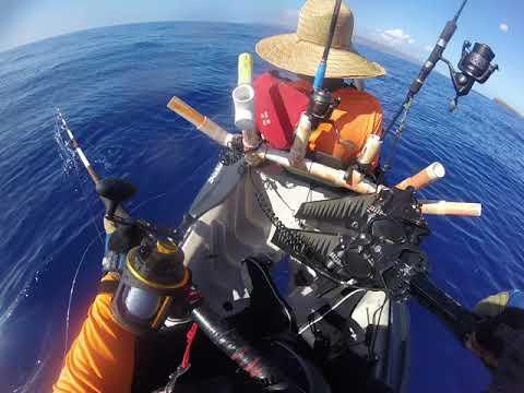 Maui Kayak Fishing