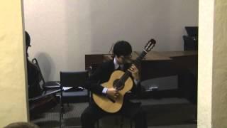 Asturias-Leyenda (Preludio) - Isaac Albéniz