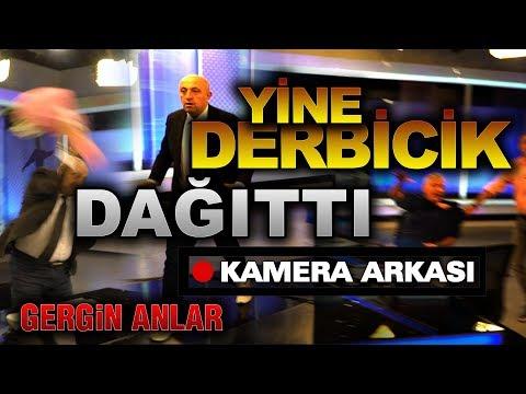 (KA) Ahmet Çakar.. Yine 'derbicik', yine gerginlik... Sinan Engin dağıttı