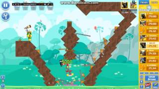 Angry Birds Friends Tournament 29-07-2017 level 2