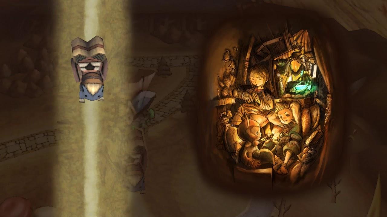 Wallpaper Engine Final Fantasy Crystal Chronicles Cozy Caravan