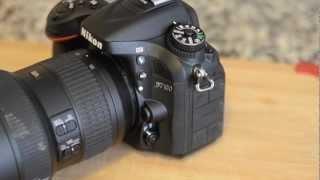 مراجعتي نيكون ٧١٠٠د Nikon D7100