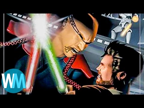 Top 10 Classic LucasArts Games