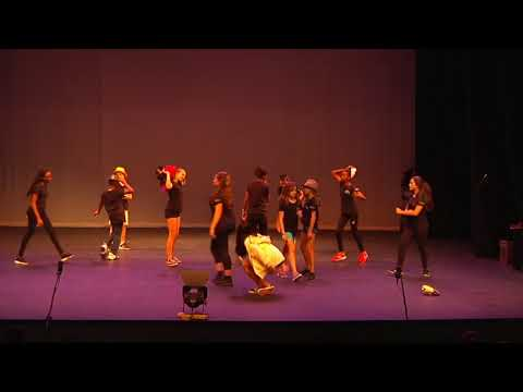 ISTA  Middle School Festival Theatre Panama 2018/Final Sharing
