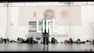 Life - Jon Vinyl | Shaun Evaristo Choreography