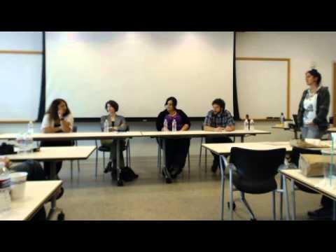 Career Development Panel - 4/27/2013