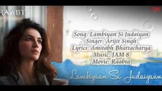 lambiyan si judaiya || full video song || sujant rajput preti,arijit singh new song, romanitik song,