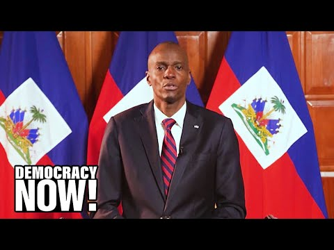 Jovenel Moïse Dead: Haitian President Assassinated, Plunging Country into New Political Crisis