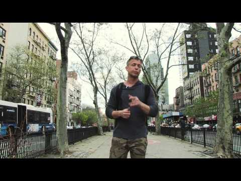 Raw Travel Tip 204  - Walking in NYC