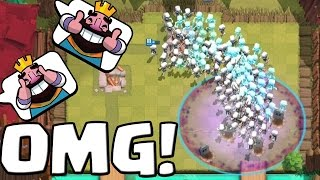 TROLLEN IN ARENA 1! || CLASH ROYALE || Let's Play Clash Royale CR [Deutsch German]