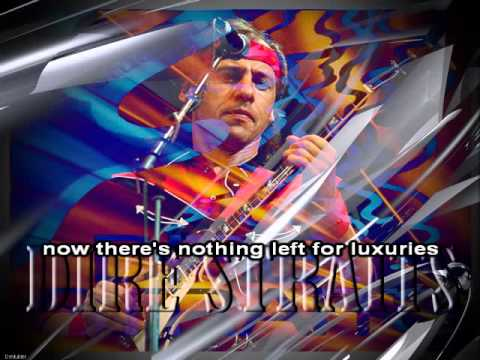 Ticket to Heaven - Dire Straits  - Karaoke