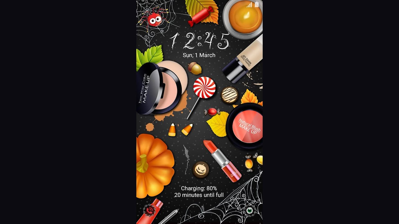Wonderful Wallpaper Halloween Lock Screen - maxresdefault  2018_528212.jpg