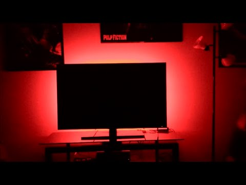 RGB LED TV Backlight Install How-To