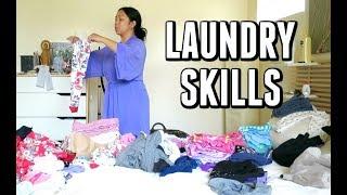 Laundry Skills and Kim Kardashian! -  ItsJudysLife Vlogs