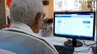 В Саратове прошёл чемпионат по компьютерному многоборью среди пенсионеров [ВИДЕО]