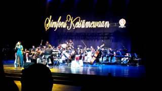 "Simfoni Keistimewaan ""TanahAirku"" voc.Tyas"