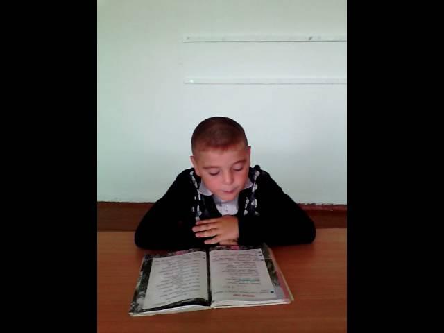 Музафар Музафаров читает произведение «Первый снег» (Бунин Иван Алексеевич)