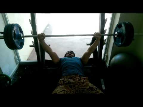 Mohamad Fk . in gym 2015