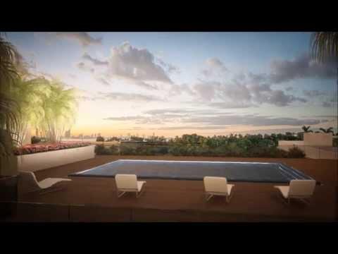 Palau Sunset Harbour Miami new construction