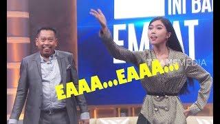 Download lagu Eaaa..Eaaa...Isyana Sarasvati SENENG BANGET Niruin Tukul | INI BARU EMPAT MATA (13/11/19) Part 1