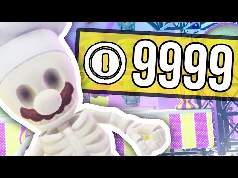Download Youtube: 9999 SUPER MARIO ODYSSEY COINS!!!
