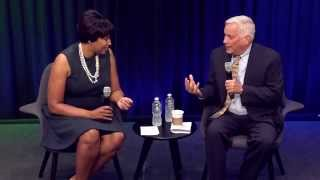 Mayor Muriel Bowser and Aspen Institute CEO Walter Isaacson Spotlight Innovation in DC