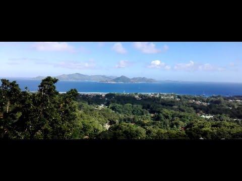 Nid d'Aigle La Digue Seychellen