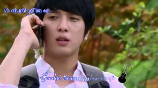 [Kara+Vietsub][HD]Because I Miss You - Jung Yong Hwa (Subteam Aegisub.Net)