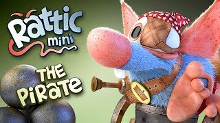 Animation Cartoon | Rattic  – The Pirate | Cartoons For Kids | Funny For Kids | New Cartoon 2018