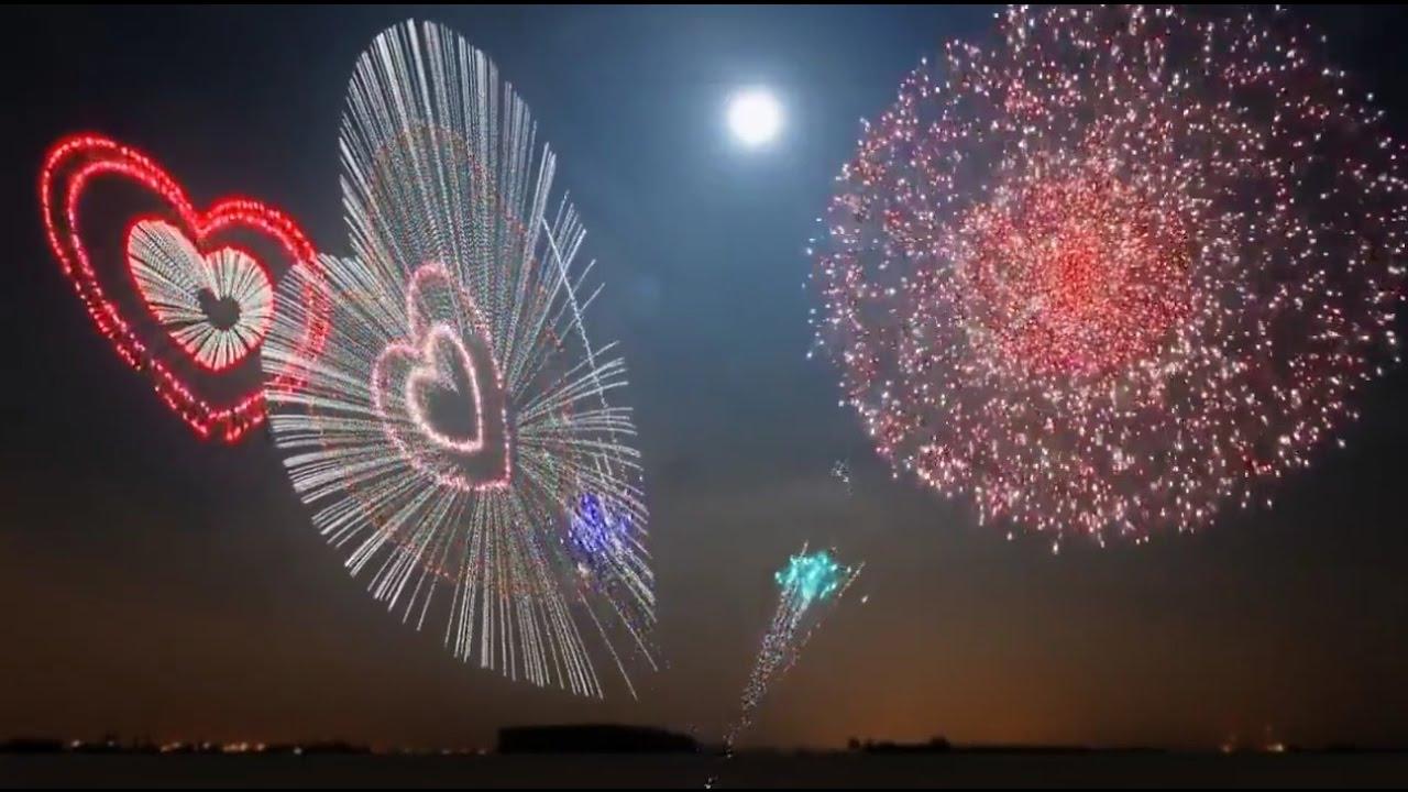 Most Amazing Fireworks 2017  Hd