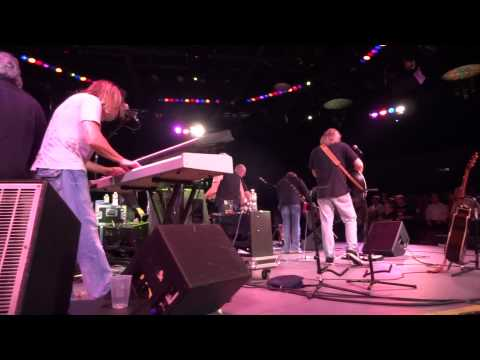 Dave Mason Band - Feelin' Alright w/Mark Farner, Rick Derringer & More 9/2/2011 HIPPIEFEST 2011