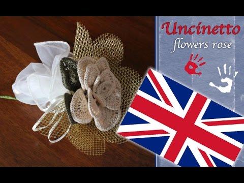 DIY Home Tutorial – rose bouquet and wedding favor