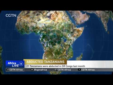 Tanzania in contact with its 21 citizens in DR Congo