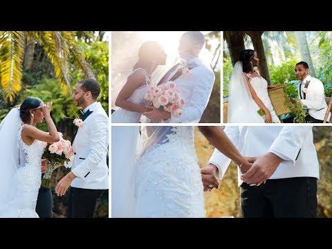 Our Wedding Vlog | The Secret Gardens Miami | 3/31/18
