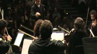 Britten - Frank Bridge Variations (part I). Tel-Aviv Soloists Ensemble conducted by Barak Tal