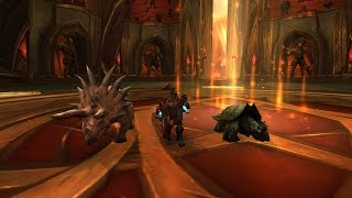 Beast Mastery Hunter Soloing - Mythic Hall of Valor