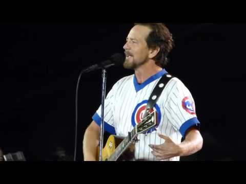 Pearl Jam - All The Way - Wrigley Field (August 20, 2016)