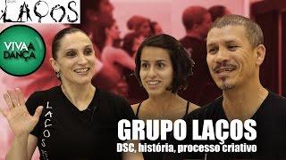 VIVAA DANÇA T01E09 - GRUPO LAÇOS DANÇA DE SALÃO CONTEMPORANEA, HISTÓRIA, PROCESSO CRIATIVO