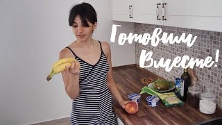 3 очень простых и вкусных вегетарианских рецепта 🌿  Завтрак / Обед / Ужин