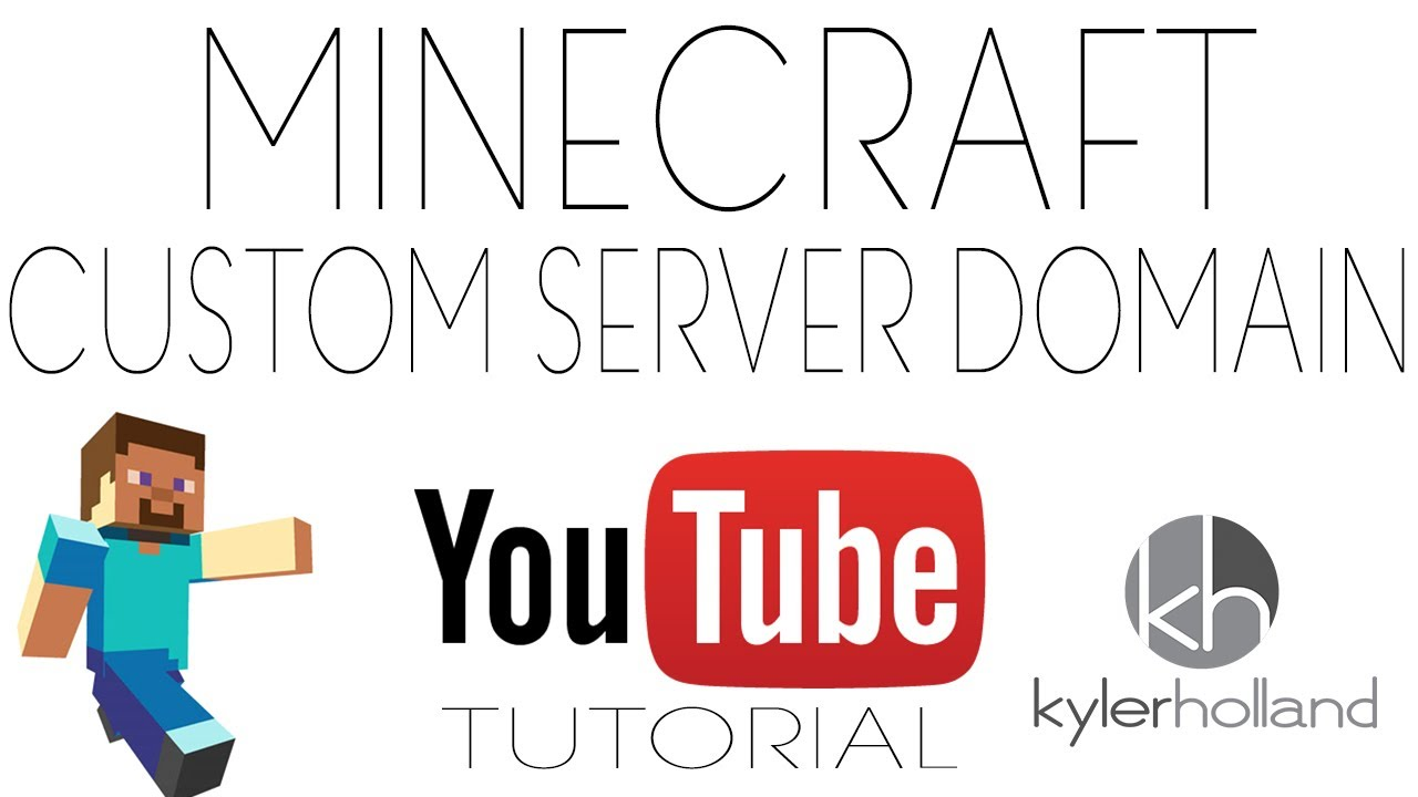 How To Change Your Minecraft Server IP To A Custom Domain YouTube - Minecraft server erstellen kostenlos 24and7