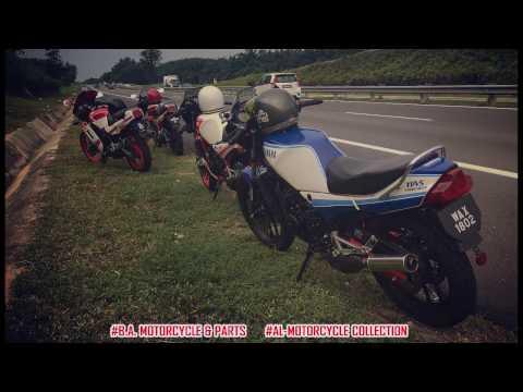 Yamaha RD250, RD350, RZ250, RZ350, RZ350R