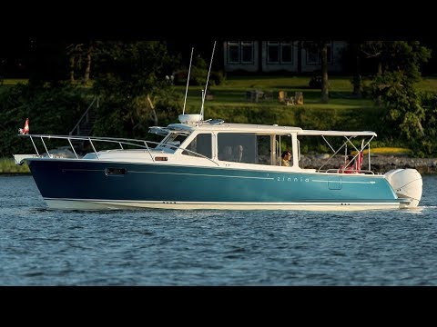 Introducing the all new MJM Yachts 35z