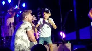 Chris Lane & Cally *New Phone, Who's This* MD State Fair 8/24/18