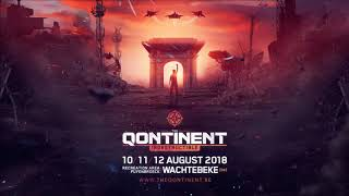 The Qontinent 2018 - Compilation CD 4 - Mixed by Partyraiser