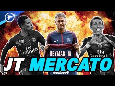 Neymar fait des victimes au PSG | Journal du Mercato