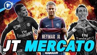 Neymar fait des victimes au PSG   Journal du Mercato