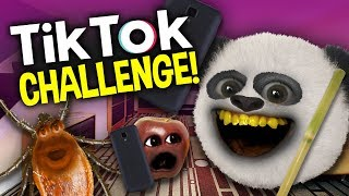 Annoying Orange - Tik Tok Challenge Compilation